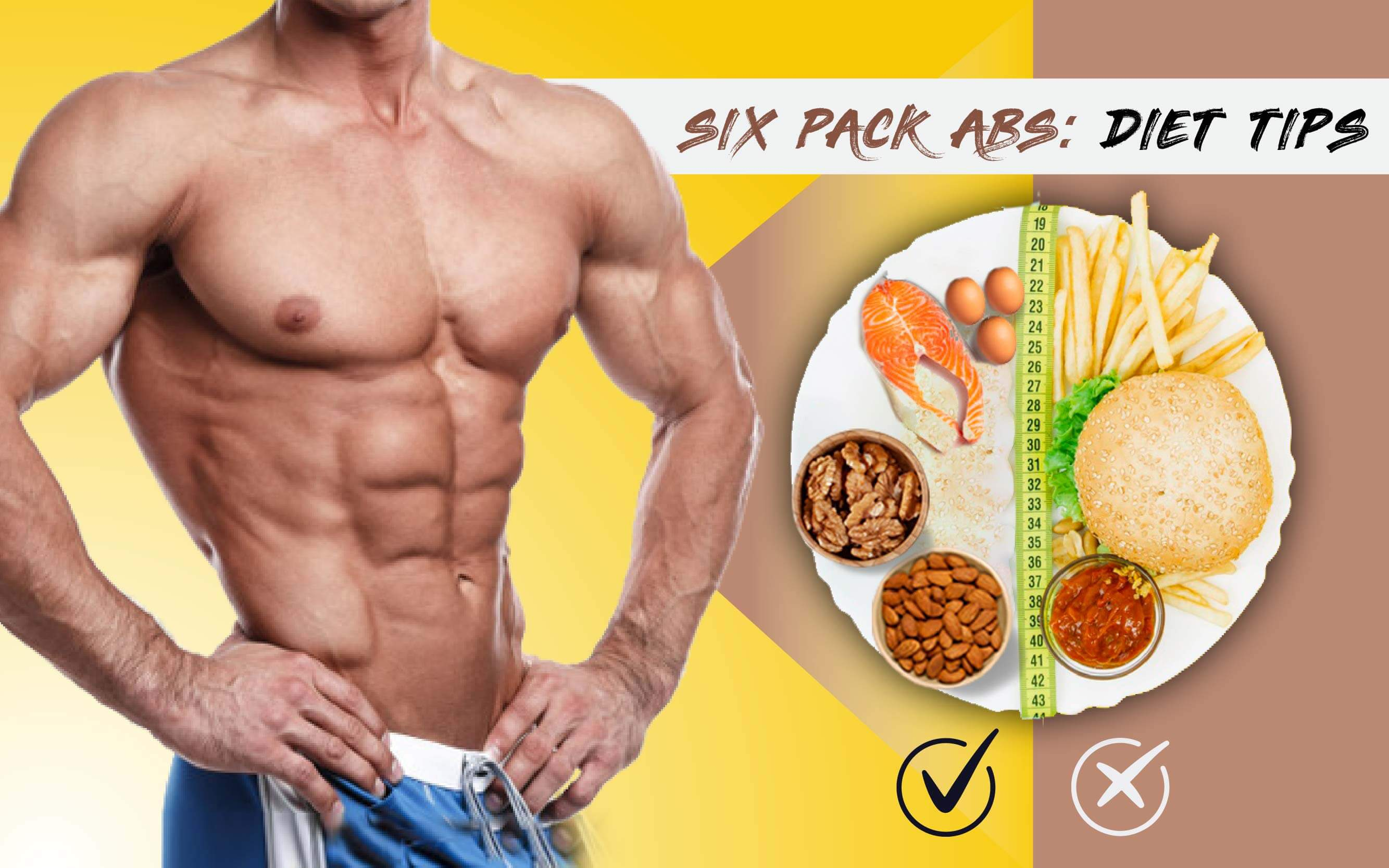 Six Pack Abs Diet Tips