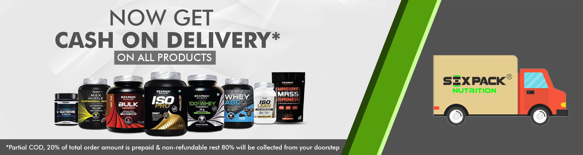 Cash & Delivery Web Banner